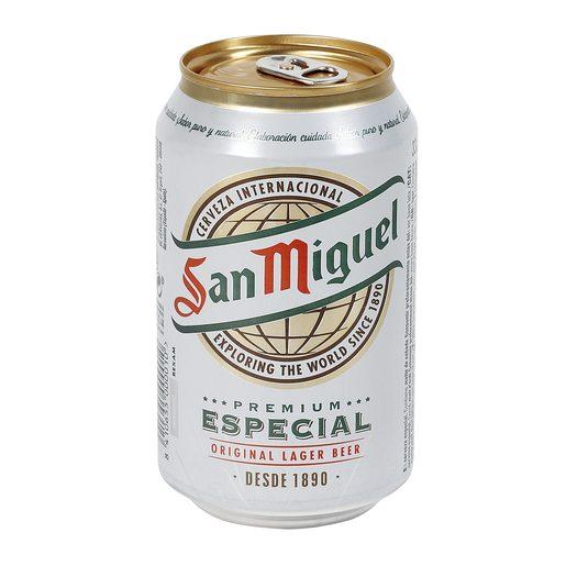 Cerveza San Miguel 0.33L